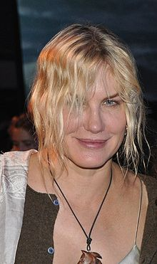 Daryl Hannah arrested in front of White House